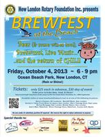 BREWFEST AT THE BEACH