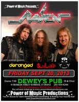 Heavy Metal legends: RAVEN