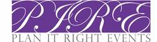 Plan It Right Events  logo