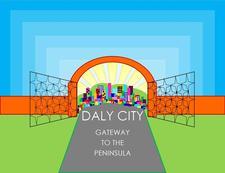 Daly City Public Library logo