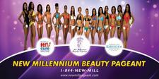 New Millennium Beauty Pageant logo