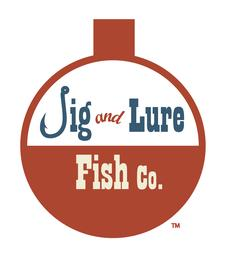 Jig and Lure Fish Company Restaurant logo