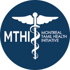 Montreal Tamil Health Initiative - MTHI logo
