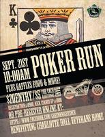 "Green Knights ""Tour of the Kingdom"" Charity Poker Run"