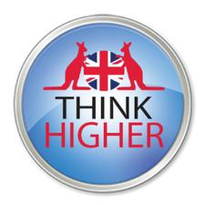 Think Higher Consultants logo