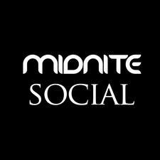 Midnite Events + Social  logo