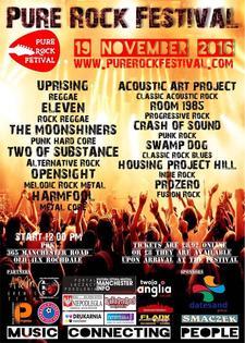 Pure Rock Festival logo