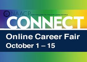 NAACP Connect Online Career Fair Event!