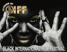 Black International Film Festival logo