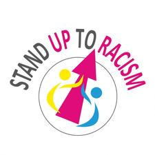 Stand up to Racism Chesterfield and North Derbyshire logo