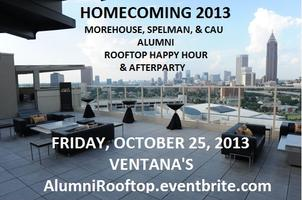 Alumni Rooftop Happy Hour & Afterparty (Morehouse,...