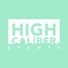 High Caliber Events logo