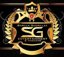 Scrilla Guerillaz Magazine/ Highly Unique Radio logo