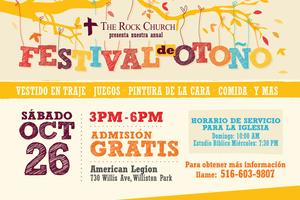 Festival de Otoño (Long Island) GRATIS - Traiga sus...