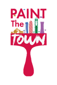 Paint The Town Qatar logo