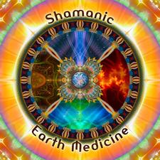 Peter Bowden of Shamanic Earth Medicine logo