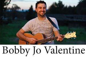 Sacred Grounds Sessions: Bobby Jo Valentine