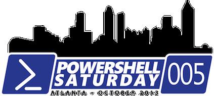 PowerShell Saturday #005 - Alpharetta, GA