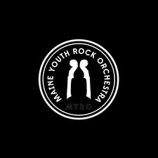 Maine Youth Rock Orchestra logo