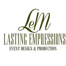 Lasting eMpressions Event Management LLC  logo