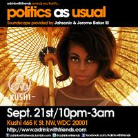 Politics As Usual :: General Admission