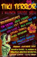 TIKI TERROR: A Halloween Burlesque Special