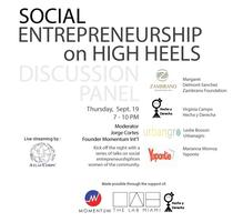 Social Entrepreneurship on High Heels