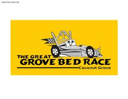 The Great Grove Bed Race 2013