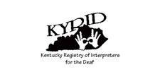 Kentucky Registry of Interpreters for the Deaf logo