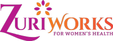 Sian Lewis & Andrene Taylor, PhD. of ZuriWorks logo