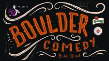 Boulder Comedy Show logo