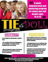 The Tie and Doll Program (Starts February 2014)
