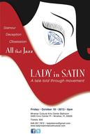 Lady in Satin: A Tale Told Through Movement