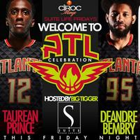 THIS FRIDAY!! WELCOME TO THE HAWKS TAUREN PRINCE &...
