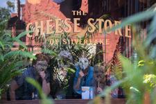 Cheese Store of Silverlake logo