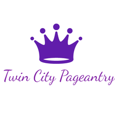 Twin City Pageantry  logo
