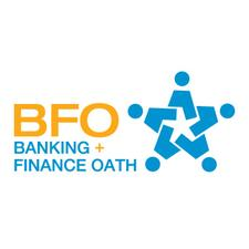 The Banking and Finance Oath logo