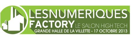 Les Numériques Factory #2 - La Grande Halle