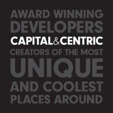 Capital & Centric logo
