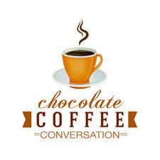 Chocolate, Coffee and Conversation logo