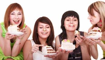Eat Cake An Inspirational Workshop for Women