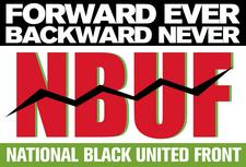 National Black United Front logo
