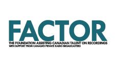 FACTOR - the Foundation Assisting Canadian Talent on Recording logo