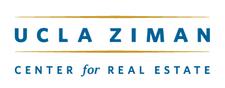 UCLA Ziman Center for Real Estate logo