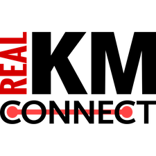 RealKM Connect logo