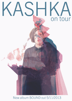 KASHKA on tour PETERBOROUGH
