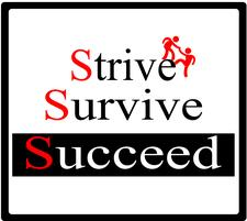 Strive Survive Succeed logo