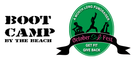 Boot Camp by the Beach - October Sole Fest