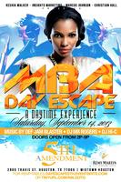 """Day Escape"" Black MBA Day Party 14Sep 2-9pm @5th..."