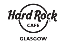 Hard Rock Cafe Glasgow logo